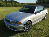 Bmw 330 convertible ( low mileage)