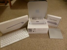 Used Apple Mac Mini Mid-2011, MC815B/A, 2.3 GHz Intel Core i5, 500GB HDD, 8GB RAM