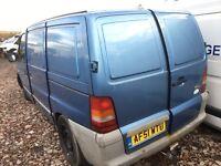 Mercedes Benz Vito van parts available