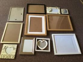 Photo/picture frames