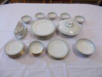 Royal Doulton Dinner Service 43 Pieces (Berkshire 1021)