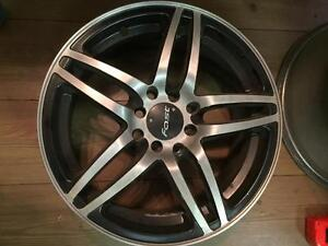 "16"" Fast aftermarket rims for sale"