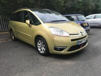 Citroen C4 Picasso 1.6 HDI - Diesel 7 Seater - Automatic - Drives good - not zafira scenic van c8