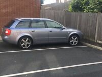 Swaps or part ex Audi A4 avant 2.5 v6 tdi price reduced 1700 Ono