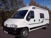 PEUGEOT BOXER LWB HIGHTOP 2.2 HDI, CAMPER/DAY VAN, VERY CLEAN, MUST BE SEEN -READY TO GO CAMPING!