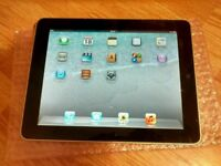 Apple Ipad 1 32gb version wifi only