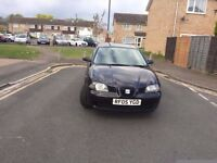 2005 Automatic Seat ibiza 5 doors 1.4 petrol only 73000 miles