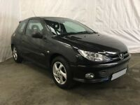 2005 Peugeot 206 Special Edition Sport **Full Years MOT** Cheap Cars