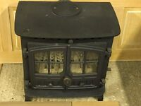 Multi-fuel Stove – Hunter Stoves Herald 6 CE Multifuel Cleanburn Stove 5.5-6.5 KW heat output