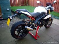 Immaculate Triumph SPEED TRIPLE R 1050 For Sale