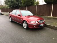 Rover 45 club turbo diesel for sale coming with long mot starts and drives 1st time ready to go.