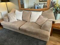 Beautiful Next 3 seater sofa