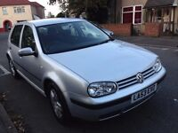 volkswagen golf 2004 automatic silver 5doors hatchback