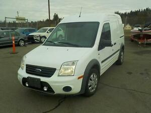 2010 Ford Transit Connect XLT with Advance Trac