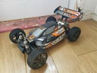 Hpi Vorza Flux. 6s Ready. Castle Mamba Monster Combo. RC Car Buggy Brushless