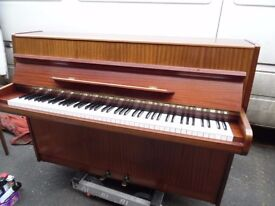 upright piano by geyer