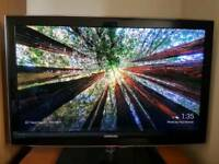 "Samsung UE40B6000VW 40"" HD Black LED TV"