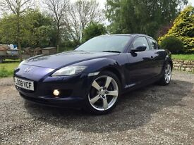 Mazda RX-8 231 PS four door coupe