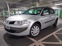 2006 Renault Megane 1.6 i VVT 5dr Dynamique Facelift Model clio focus civic cora astra golf leon a3