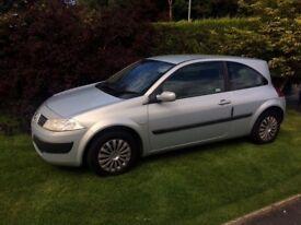 Renault Megane 1.5 dci 3 door