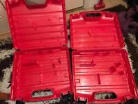Hilti brand new boxes(empty)