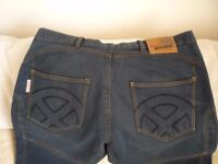 RedRoute Motorcycle Jeans.