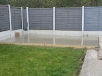 CONCRETE & SCREED LAYING