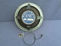 vintage goodmans audiom 91/100 speaker 18 inch bass driver 100 watt