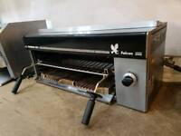 falcon steak house gas salamander grill,catering equipment