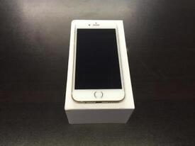 iPhone 6s 128gb Unlocked good condition with warranty and accessories gold