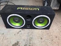 Sub twin Fusion