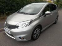 Nissan Note 1.2 N-Tec 5dr (blade silver) 2015