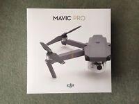 DJI Mavic Pro UK Version (Brand New/Sealed)