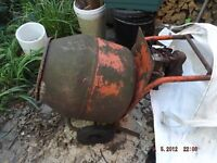 Belle Mini-mix MK2 Petrol Cement Mixer