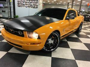 2007 Ford Mustang NO ACCIDENT#LOTS OF UPGRADES