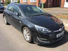 2013 Vauxhall Astra 1.7 CDTi ecoFLEX 16v Tech Line 5 door - Black - Start/Stop - Free Road Tax