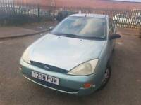 FORD FOCUS 1.4ltr_5dr *** LONG MOT - HPI CLEAR - FREE DELIVERY ***