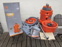 Vax 6131 Carpet Washer 3 in 1 Numatic Wet & Dry Vacuum Cleaner
