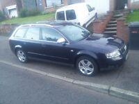 Audi a4 tdi 130 estate