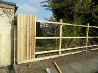 Fencing and Decking Solutions (by time served tradesmen at competitive prices)