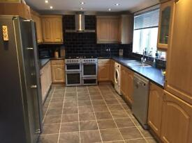 3 bed semi detached HA house exchange close to the beach