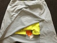 BNWT Ladies cycling skirt & shorts Tour of Britain