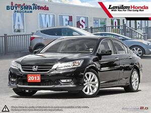 2013 Honda Accord Touring V6 One owner vehicle, Originally pu...
