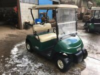 Ezgo electric golf buggy