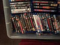 Selling all my blu rays