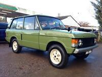 Land Rover Range Rover 3.5 V8 (green) 1973