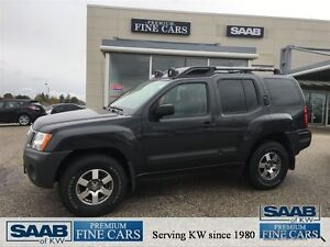 2013 Nissan Xterra PRO-4X NAV REVERSE CAMERA ALLOY WHEELS ACCIDE