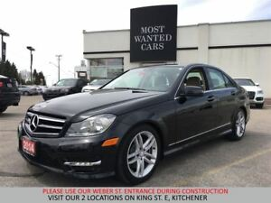 2014 Mercedes-Benz C-Class C300 | NAVIGATION | CAMERA | LANE DEP