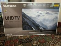 SAMSUNG 55 INCH NU8000 2018 TV (BOXED)