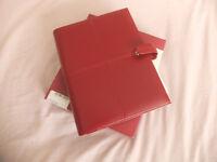 A5 Filofax Classic Italian Leather New / Un Used. £20
